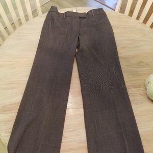 Women's size 6 White House black Market pants